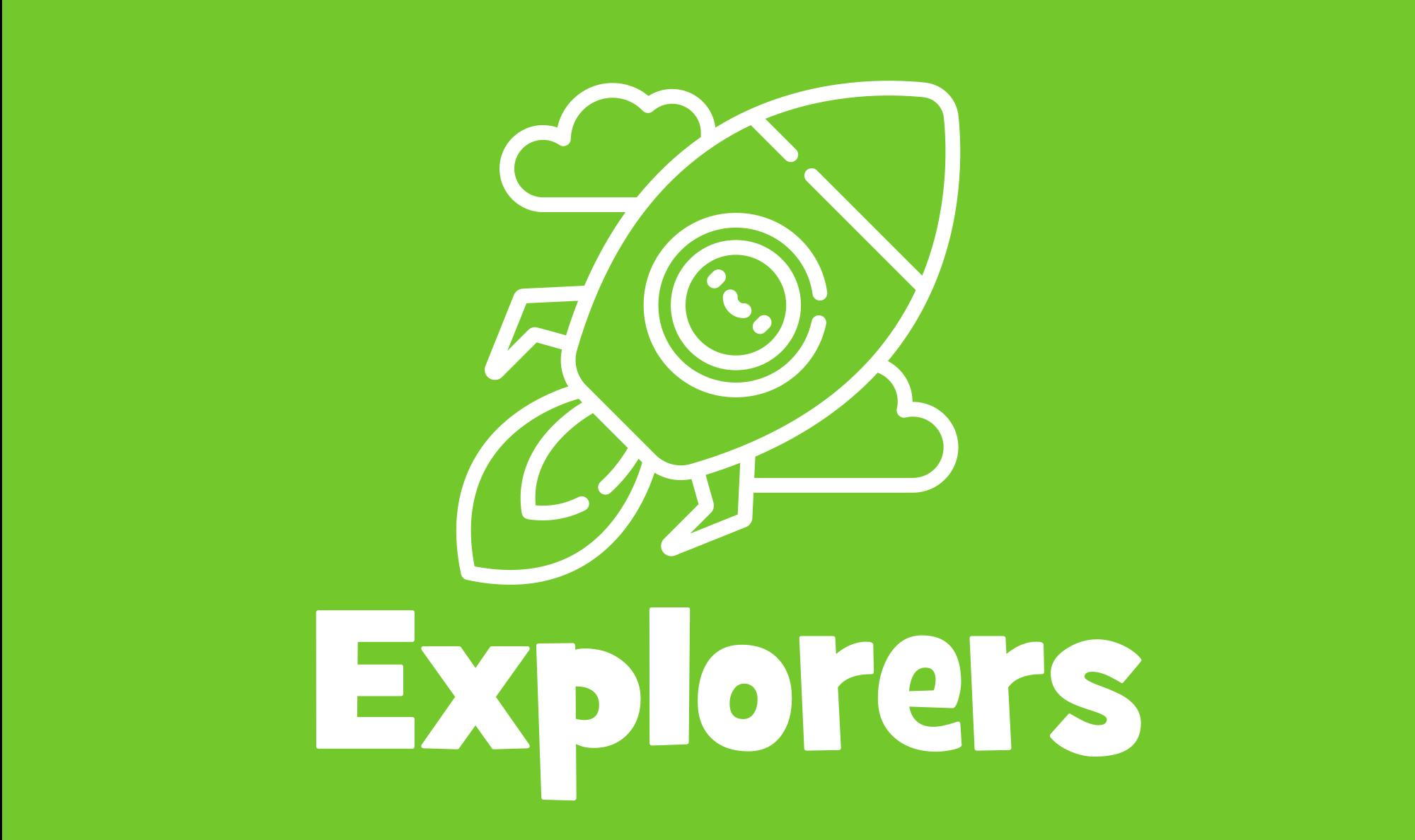 Explorers (8 – 11 años)