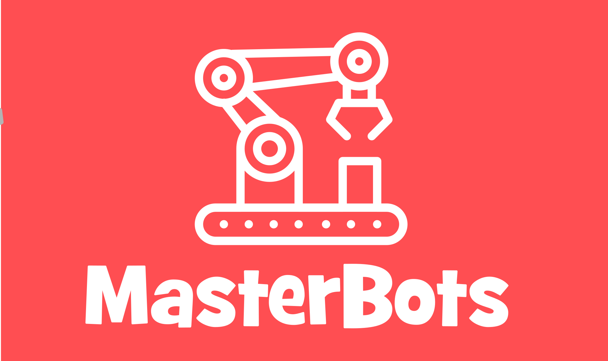 MasterBots (+11 años)